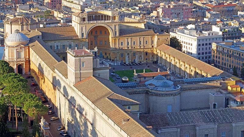 Vatikanmuseet