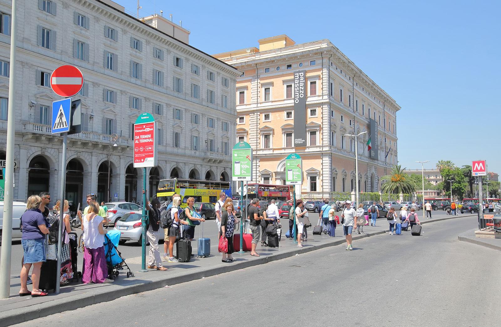 Termini Esquilino Roma Termini